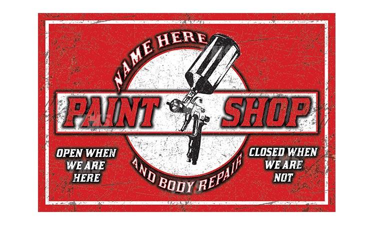 Paint Shop CUSTOM THUMB