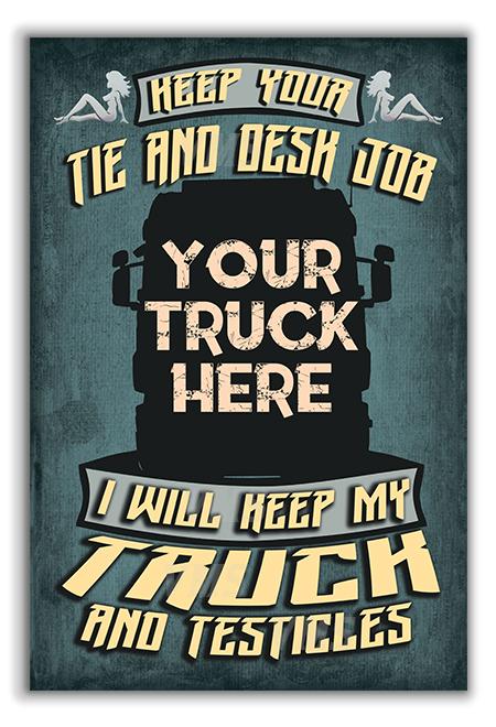 TRUCK THUMB