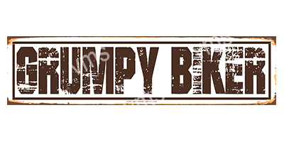 BKR001 – GRUMPY BIKER – 4.5×18